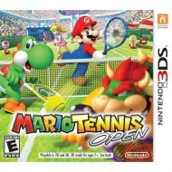 Mario Tennis Open - Nintendo 3DS Game