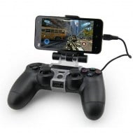 Mobile Phone Clamp Bracket - PS4 Controller