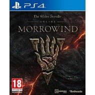 The Elder Scrolls Online Morrowind - PS4 Game