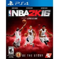 NBA 2K16 - PS4 Game