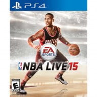 NBA Live 15 - PS4 Game