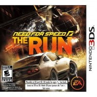 Need For Speed The Run - Nintendo 3DS Game