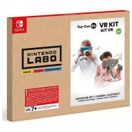 Nintendo Labo: VR KIT Expansion Set 1 Switch (Camera + Elephant)