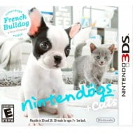 Nintendogs + Cats French Bulldog And New Friends - Nintendo 3DS Game