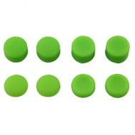 Analog Controller Thumb Stick Silicone Grip Cap Cover 8X Green Ornate