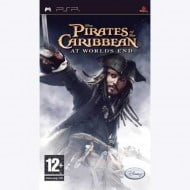 Disney Pirates Of The Caribbean At Worlds End - PSP Game