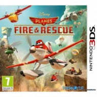 Planes Fire & Rescue - Nintendo 3DS Game