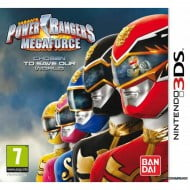 Power Rangers Megaforce - Nintendo 3DS Game