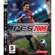 Pro Evolution Soccer 2009 - PS3 Game