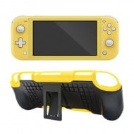 Protective Handle Grip Case Bracket Yellow - Nintendo Switch Lite Controller