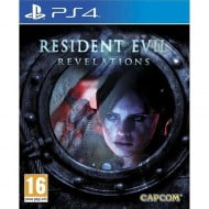 Resident Evil Revelations - PS4 Game