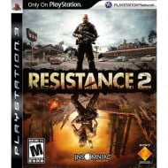 Resistance 2: Platinum - PS3 Game