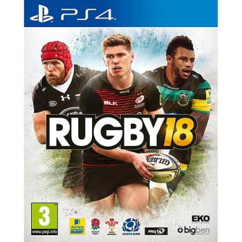 Rugby 18 - PS4 Game