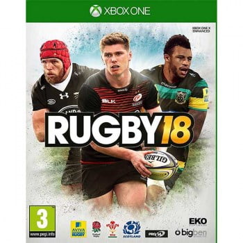 Rugby 18 - Xbox One Game