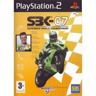 Superbike World Championship 07 - PS2 Game