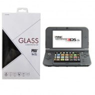 Screen Protector Tempered Glass - Nintendo New 3DS XL Console