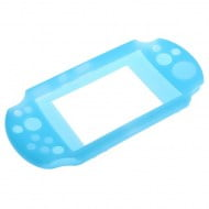 Silicone Case Skin Light Blue - PS Vita Slim 2000 Console