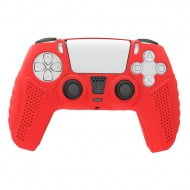 Silicone Case Skin Red - PS5 Controller