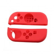 Silicone Case Skin Red - Nintendo Switch Joy Con Controller
