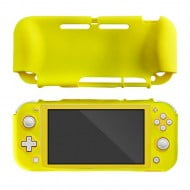 Silicone Case Skin Yellow - Nintendo Switch Lite Console