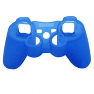 Silicone Case Skin Blue - PS3 Controller