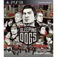 Sleeping Dogs - PS3 Game