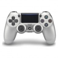 Sony Playstation DualShock 4 Wireless Controller Silver V2 - PS4 Controller