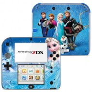 Sticker Skin Frozen Αυτοκόλλητο - Nintendo 2DS