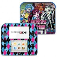 Sticker Skin Monster High Αυτοκόλλητο - Nintendo 2DS