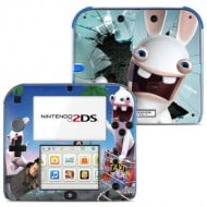 Sticker Skin Rabbids Αυτοκόλλητο - Nintendo 2DS