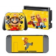 Sticker Skin Super Mario Bros - Nintendo Switch Console