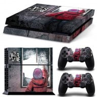 Sticker Skin The War Of Mine - PS4 Fat Console