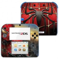 Sticker Skin Spiderman Αυτοκόλλητο - Nintendo 2DS