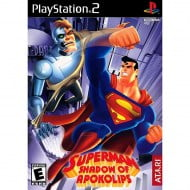 Superman Shadow Of Apokolips - PS2 Game