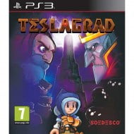 Teslagrad - PS3 Game