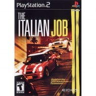 The Italian Job L.A Heist - PS2 Game