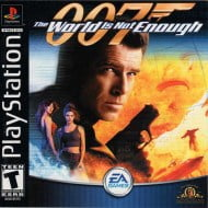007 The World Is Not Enough - PSX Game
