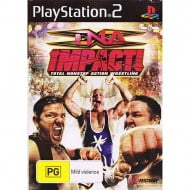 TNA iMpact! Total Nonstop Action Wrestling - PS2 Game