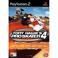 Tony Hawks Pro Skater 4 - PS2 Game
