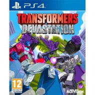 Transformers Devastation - PS4 Game