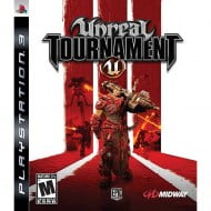Unreal Tournament 3 - PS3 Game