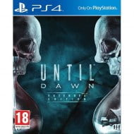 Until Dawn Extended Edtion - PS4 Game