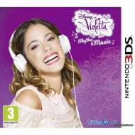 Violetta Rhythm And Music - Nintendo 3DS Game
