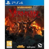 Warhammer The End Times Vermintide - PS4 Game