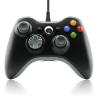 Wired Gamepad Black - Xbox 360 Controller