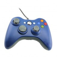 Wired Gamepad Blue - Xbox 360 Controller
