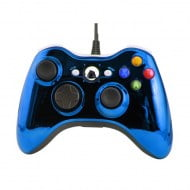 Wired Gamepad Electro Blue - Xbox 360 Controller