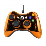 Wired Gamepad Electro Orange - Xbox 360 Controller