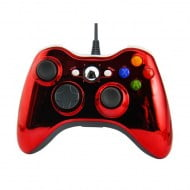 Wired Gamepad Electro Red - Xbox 360 Controller