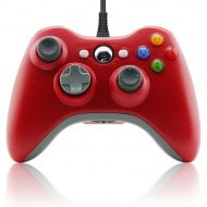 Wired Gamepad Red - Xbox 360 Controller